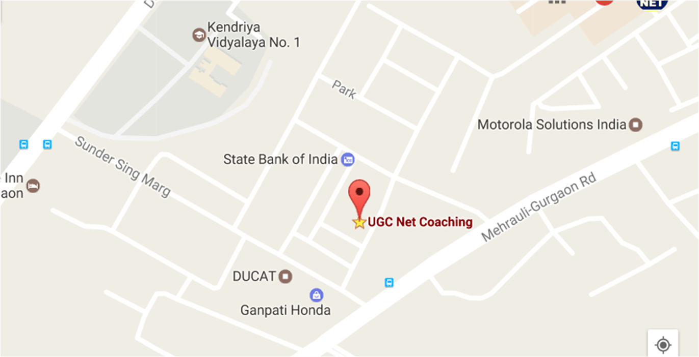 Reach us using Google Maps Directions